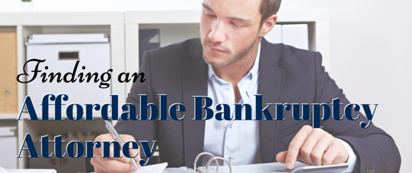 Finding the right Bankruptcy Attorney